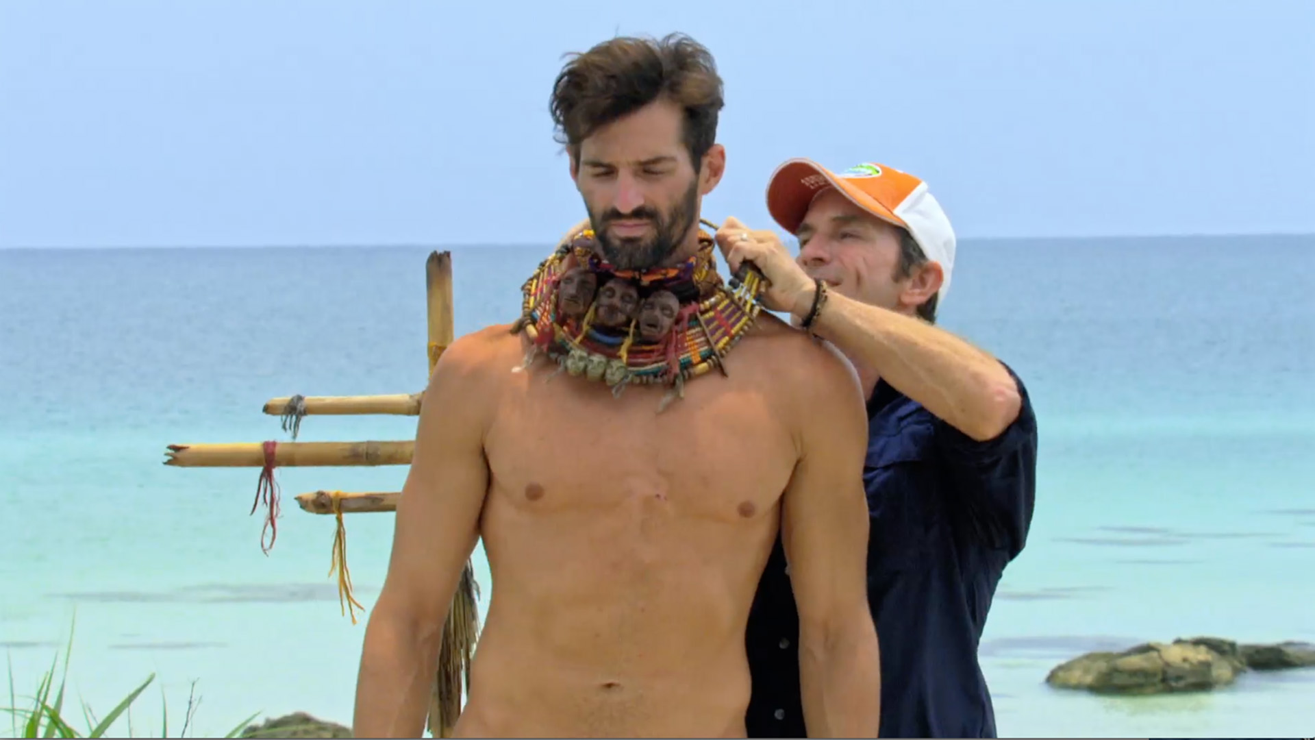 6. The first Individual Immunity Challenge gives one castaway complete safety.