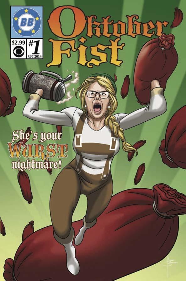 Nicole - Oktober Fist