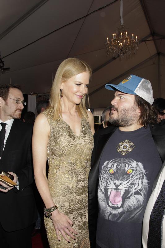 14. Nicole Kidman, Jack Black