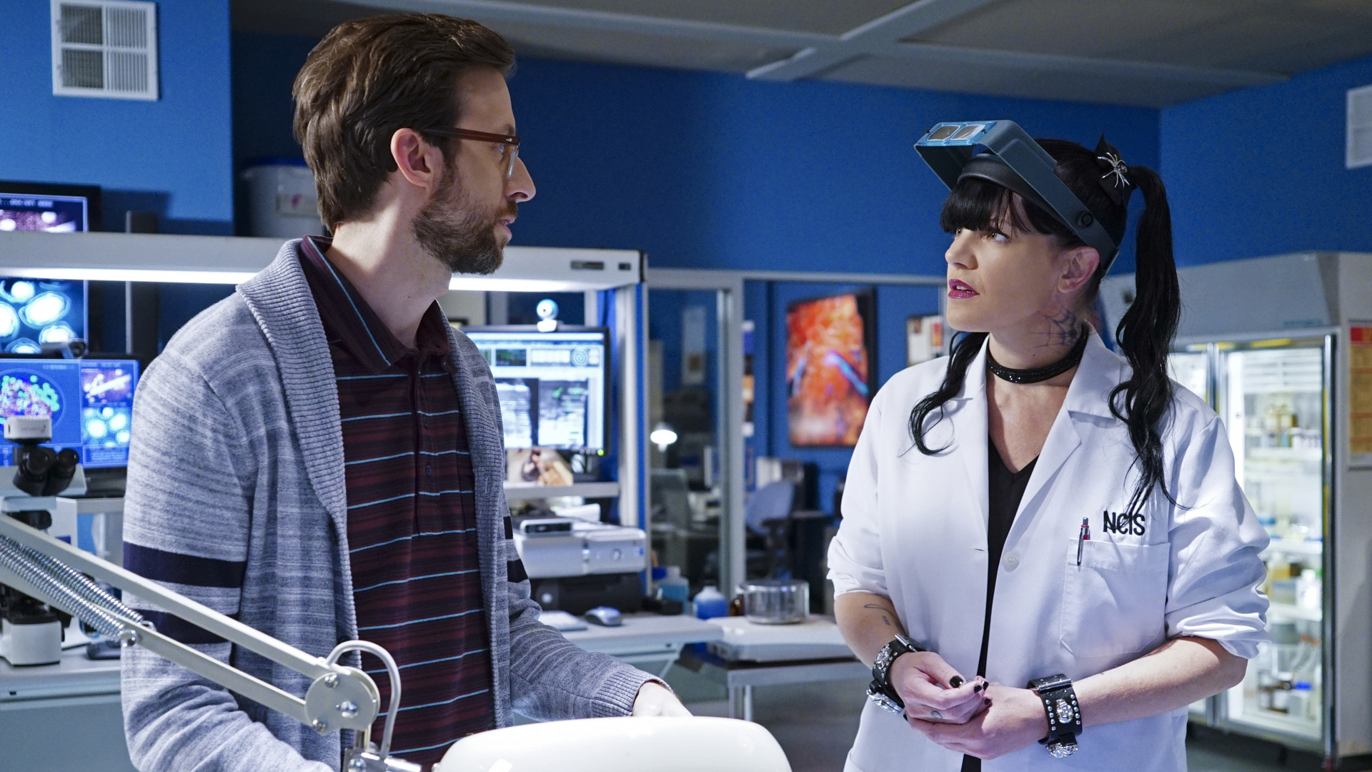 Abby Sciuto on NCIS: New Orleans
