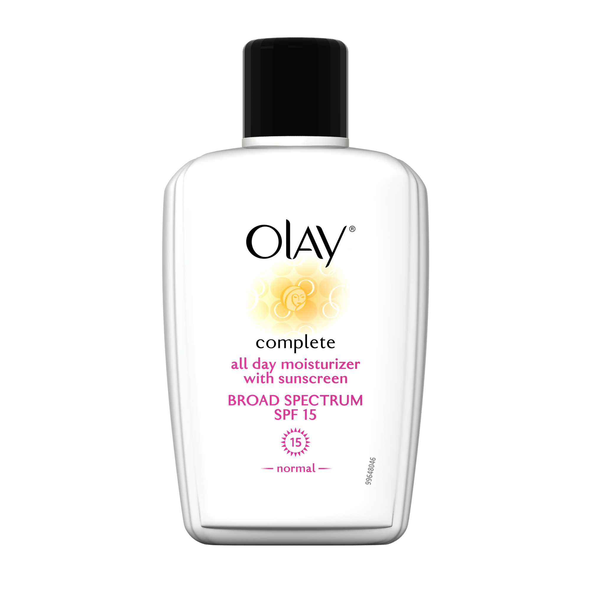 Complete All Day Moisturizer SPF 15 with SolaSheer Technology, Normal Skin