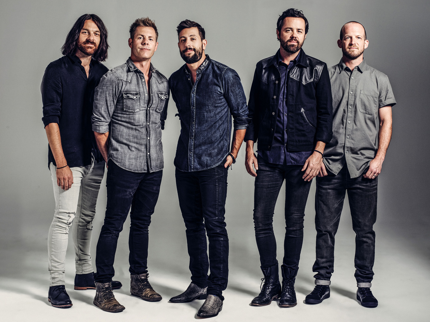 Old Dominion, nominated for New Vocal Duo Or Group Of The Year