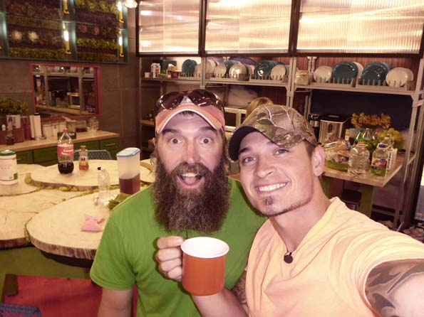 Donny and Caleb