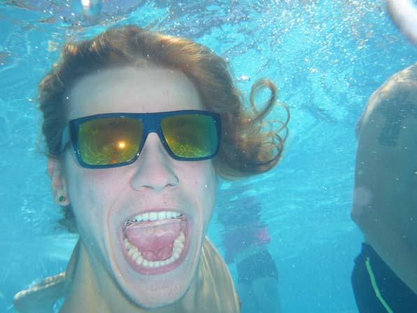 Hayden Underwater
