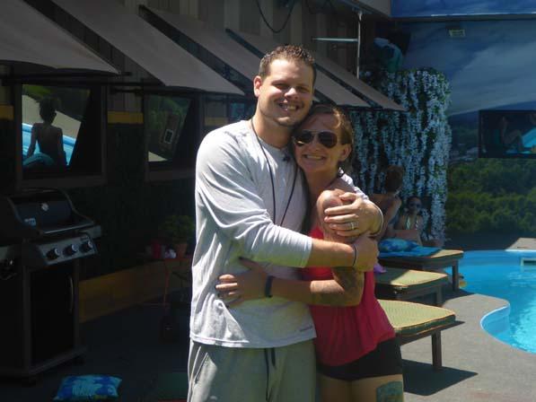 Derrick and Christine