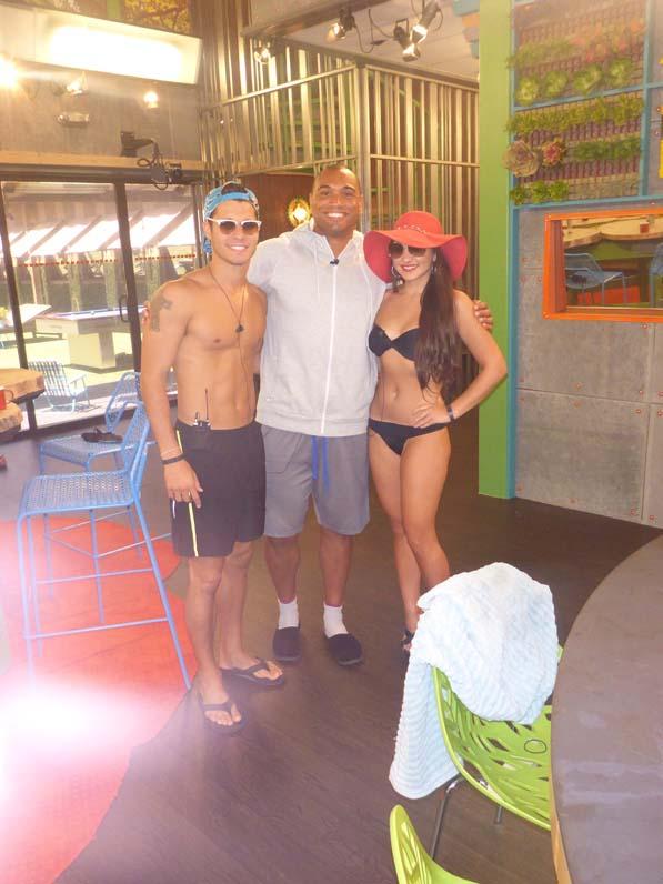 Cody, Devin and Victoria