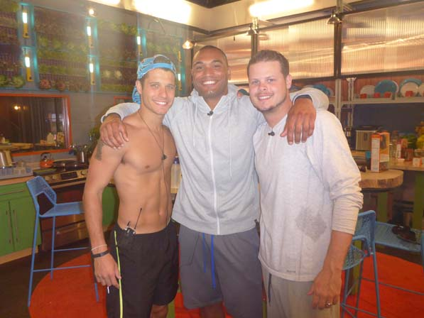Cody, Devin and Derrick
