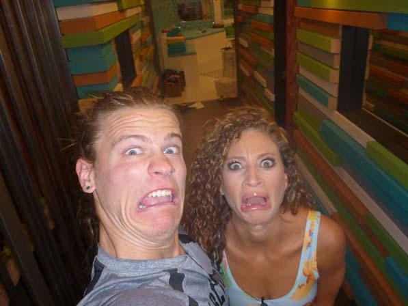 Hayden and Amber