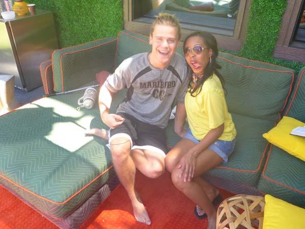 Hayden and Jocasta