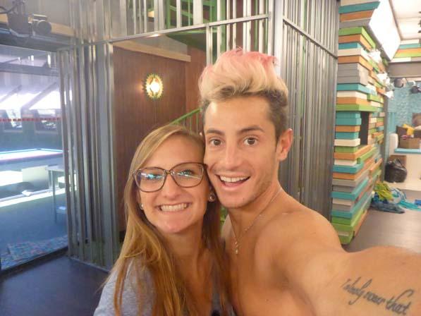 Selfie with Frankie