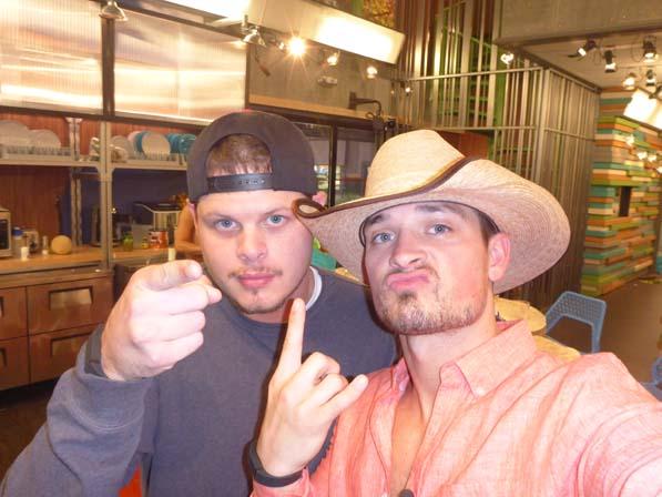 Derrick and Caleb