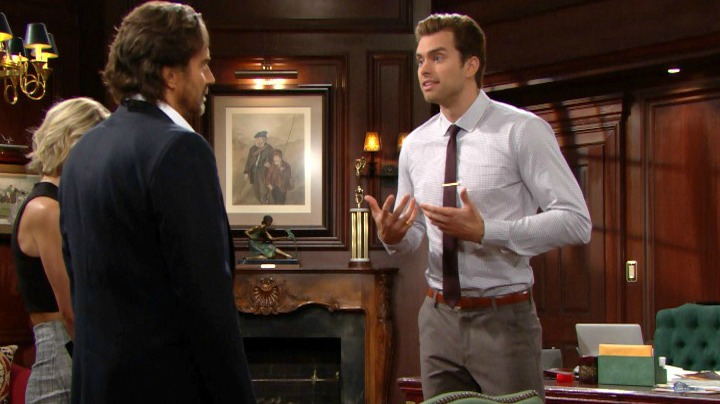 Ridge sends Thomas back to Paris.