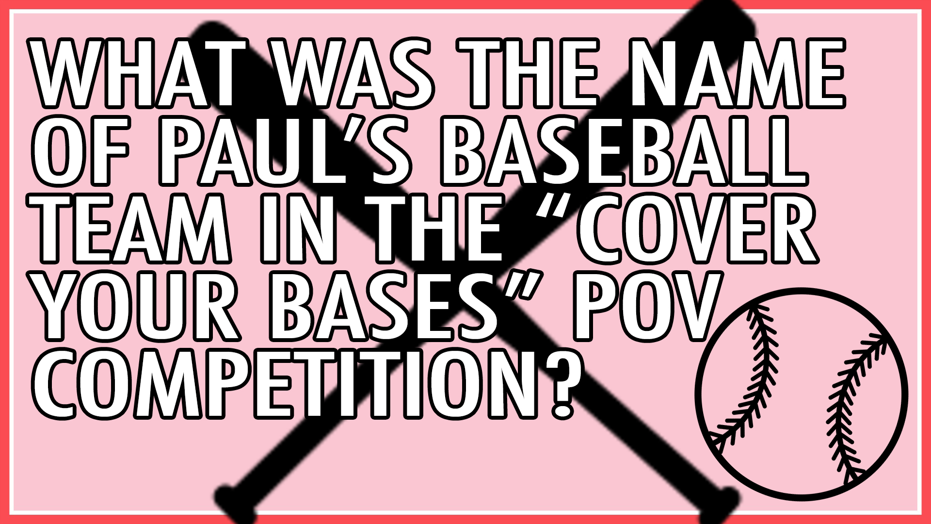 What was the name of Paul's baseball team in the