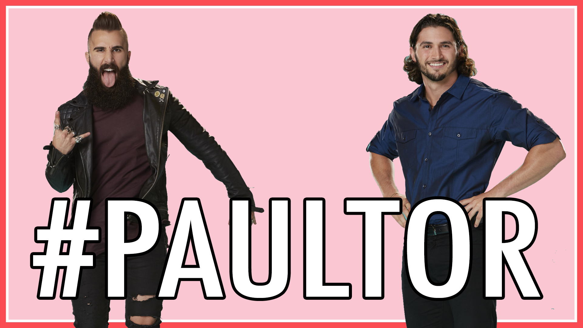 Question: What's the cute couple name of Paul and Victor's bromance?