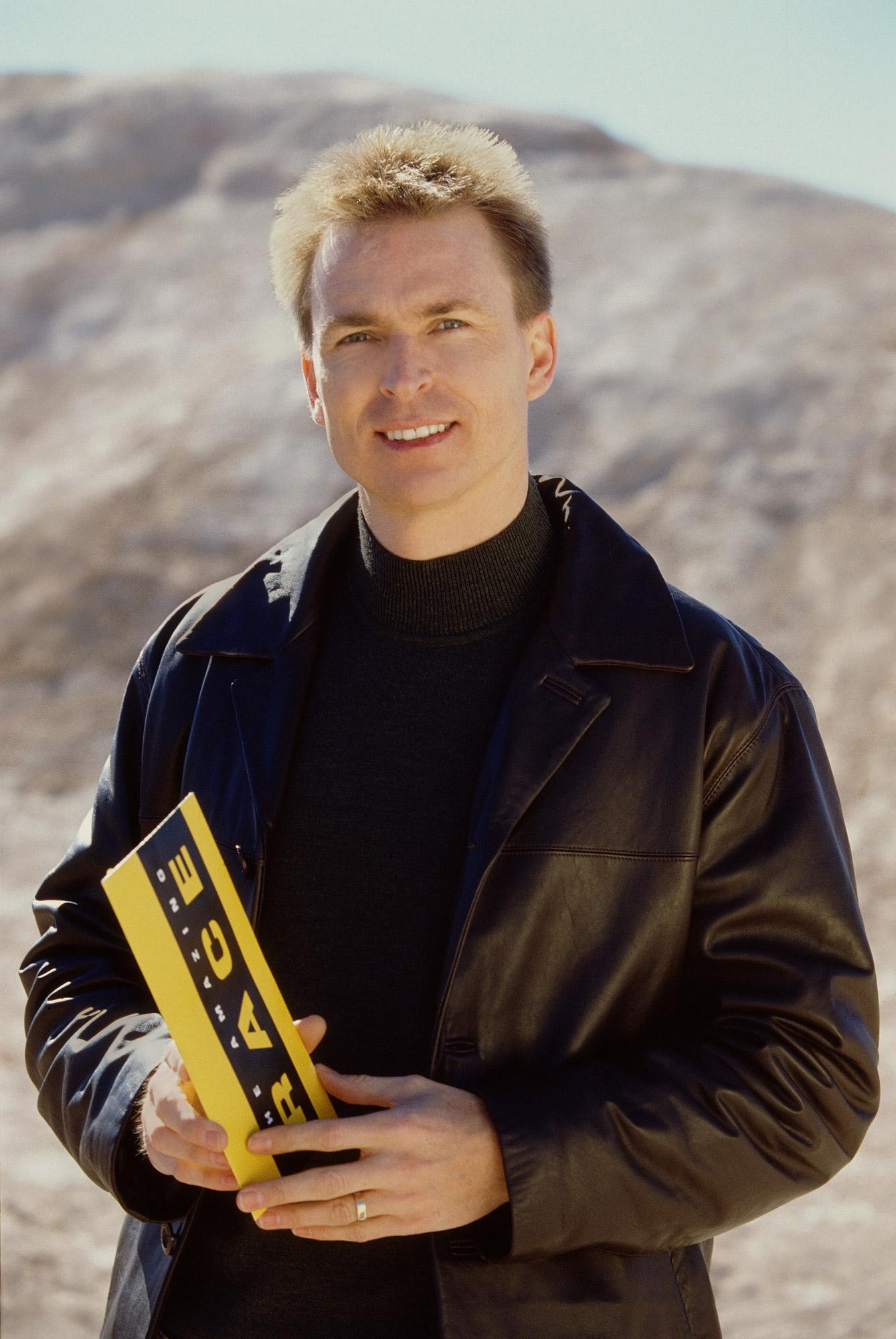 Phil in 2001