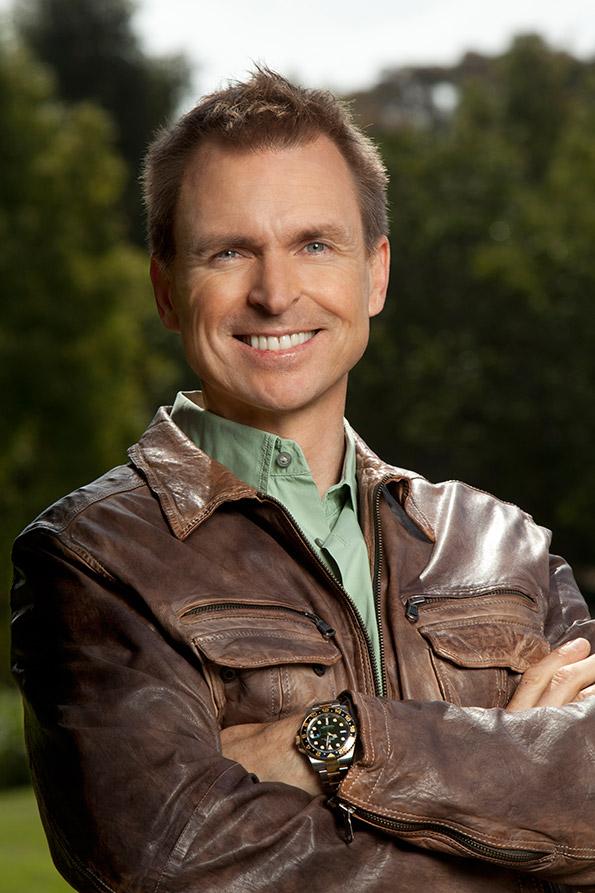 Host Phil Keoghan