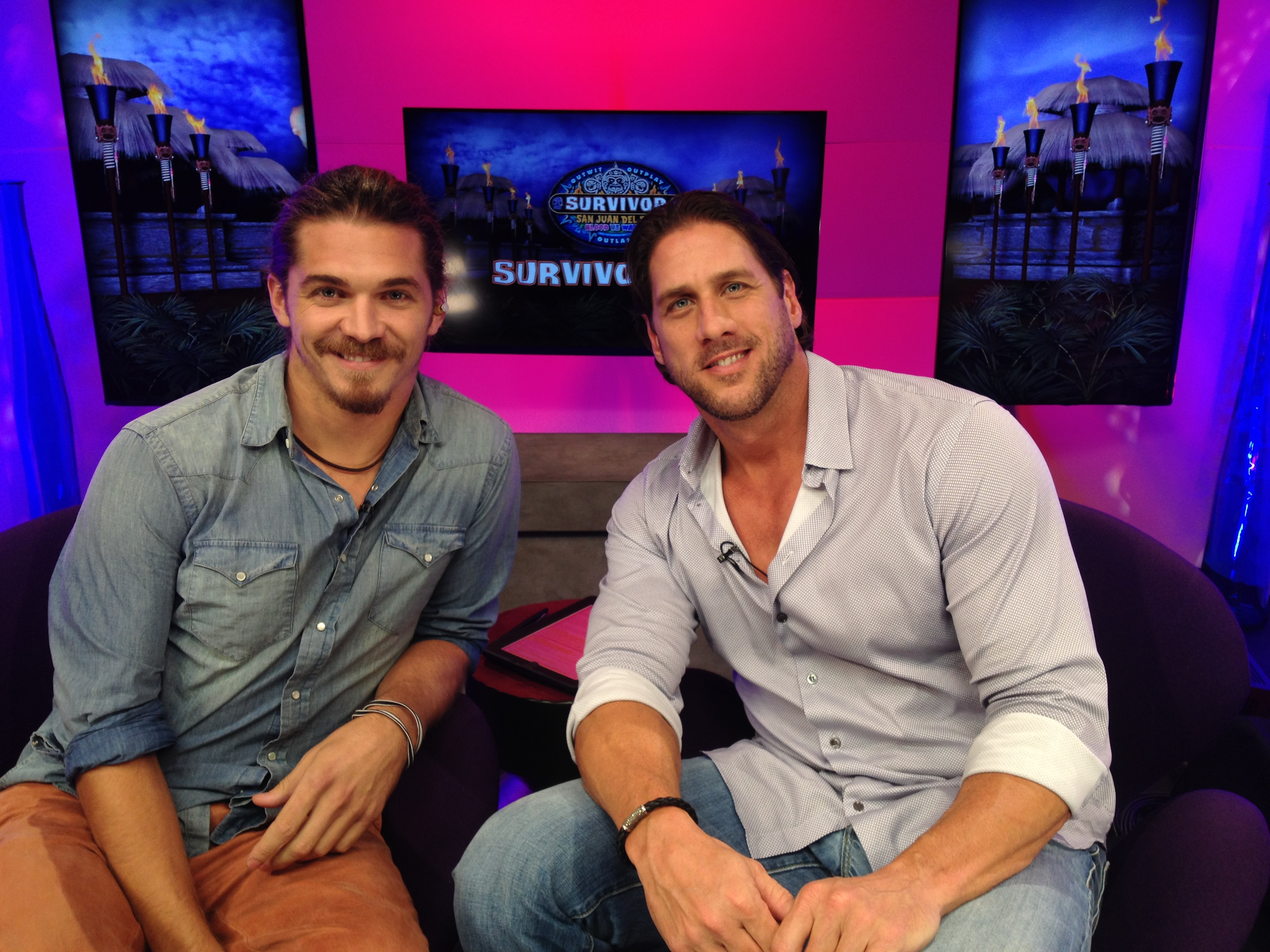 Guest Host Malcolm and John Rocker