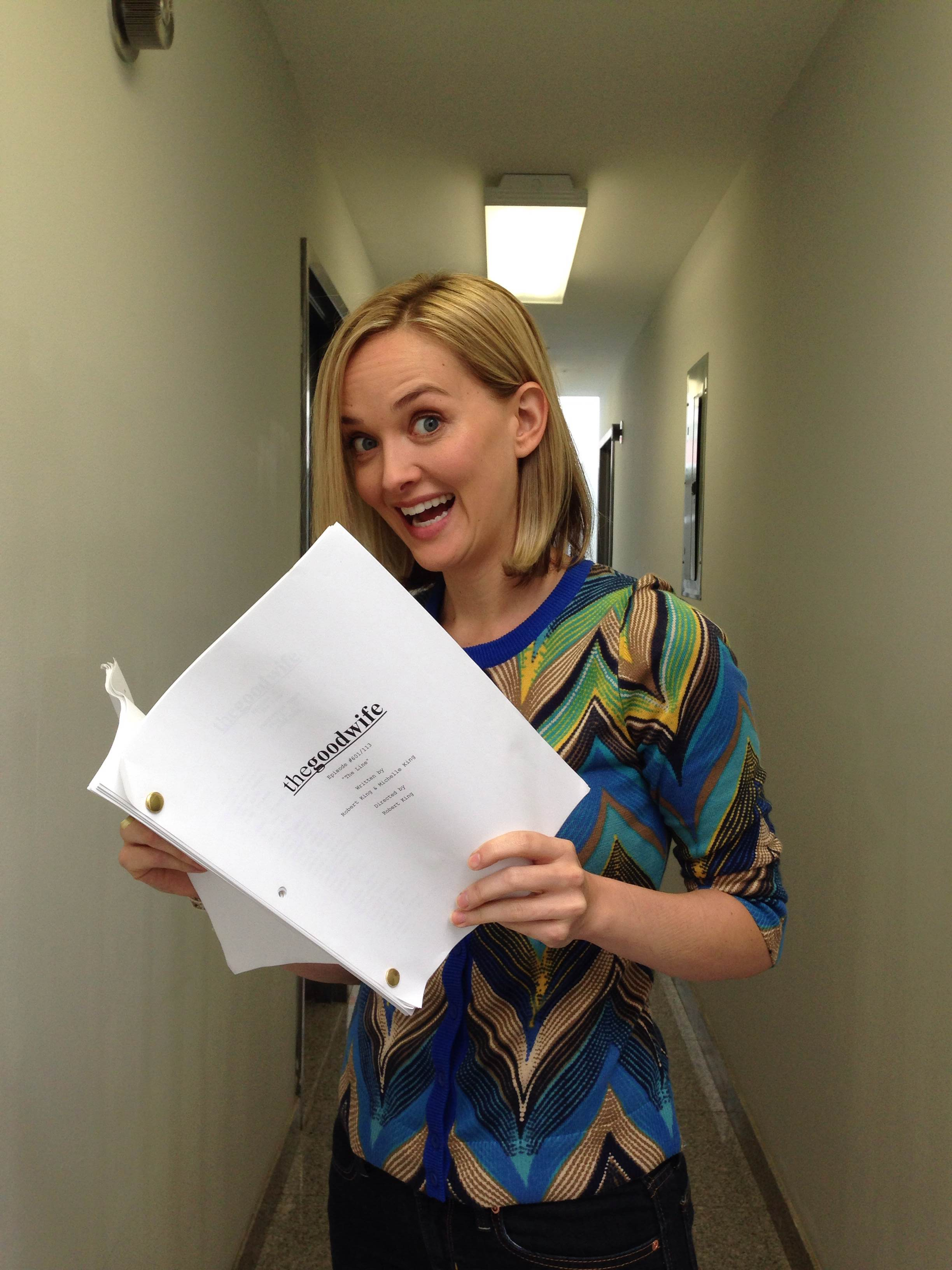 Jess Weixler Can't Hide Her Excitement for Season 6