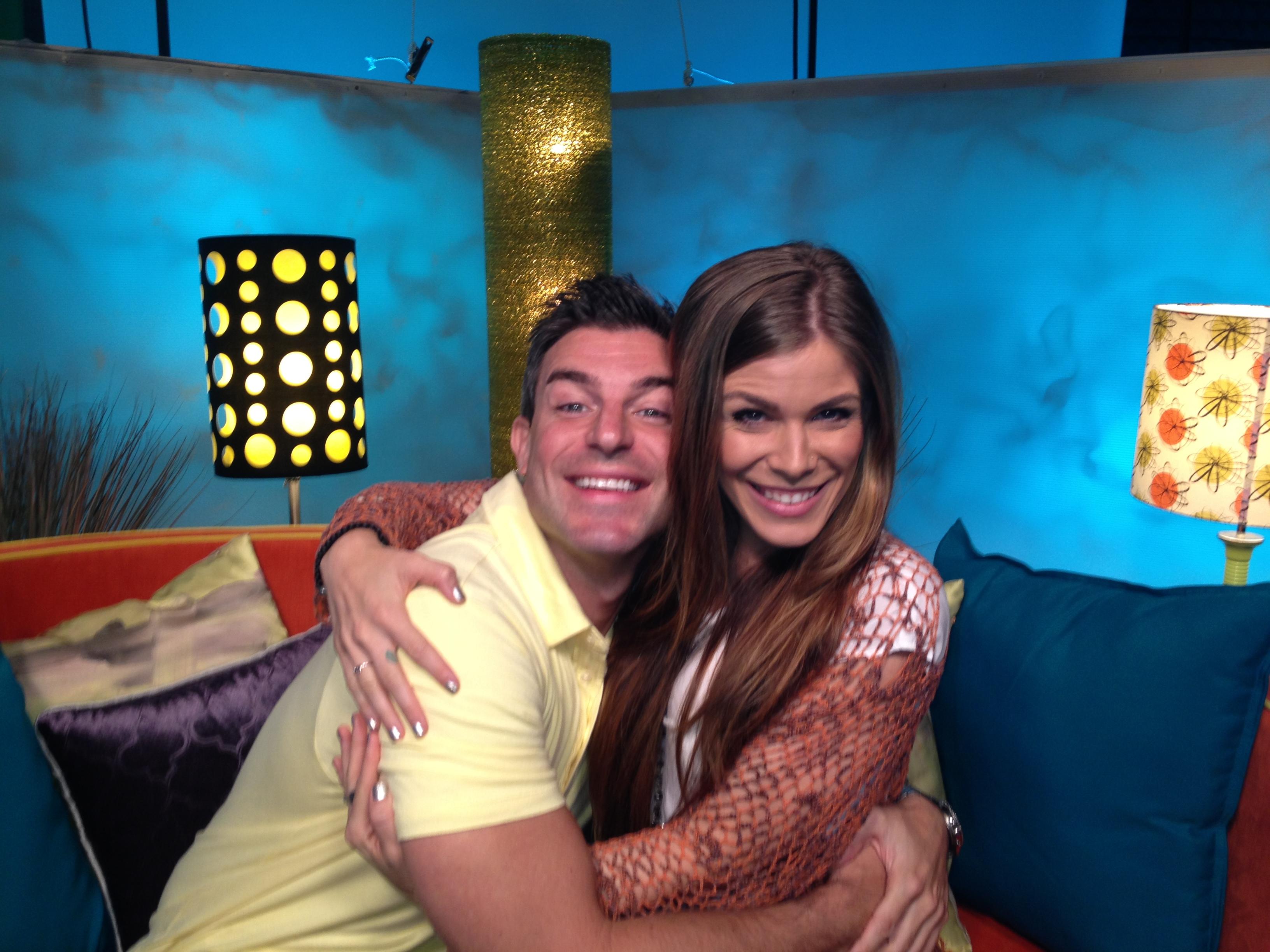 Jeff and Daniele