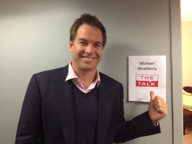 Weatherly on The Talk