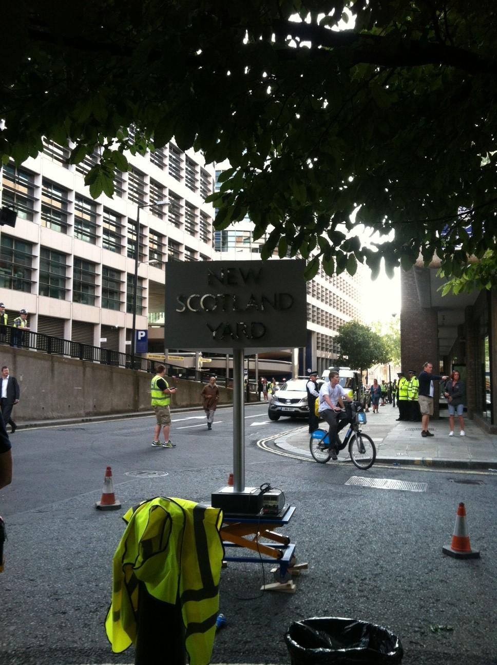 Elementary Begins Filming In London