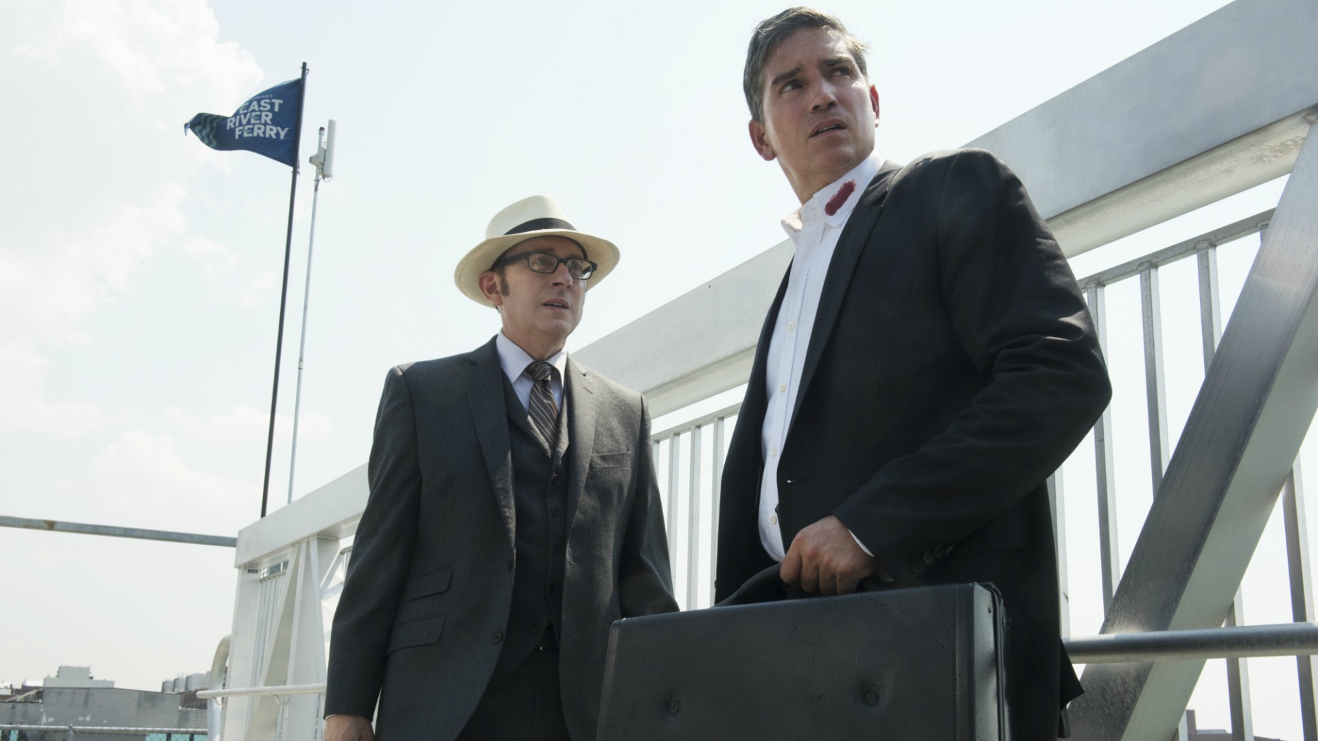 Person Of Interest Season 5 premieres on Tuesday, May 3 at 10/9c.