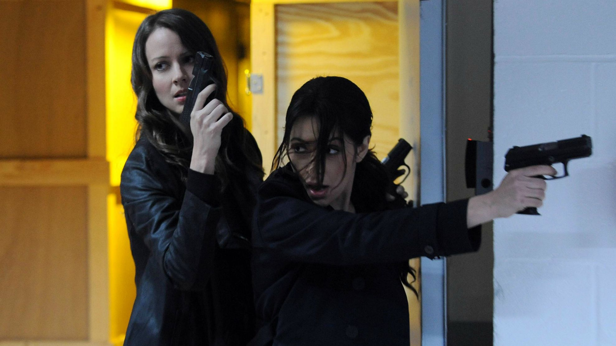 Sameen Shaw from Person of Interest