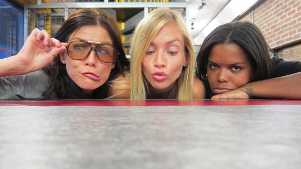 Daniele, Porsche and Kalia