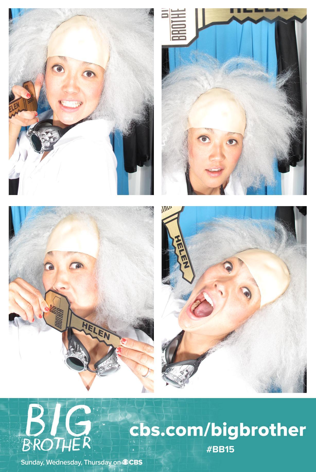 Helen Gets Goofy