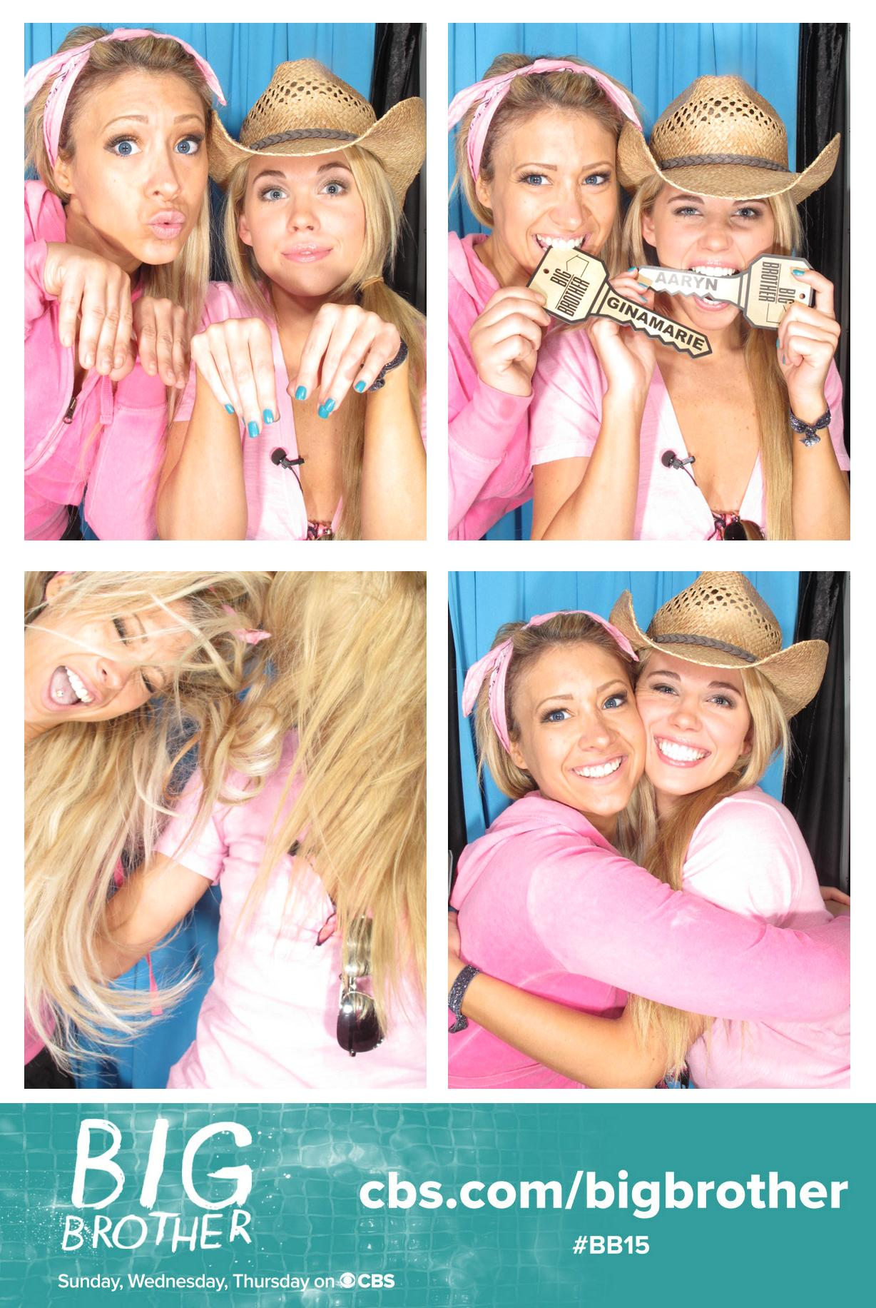 GinaMarie and Aaryn