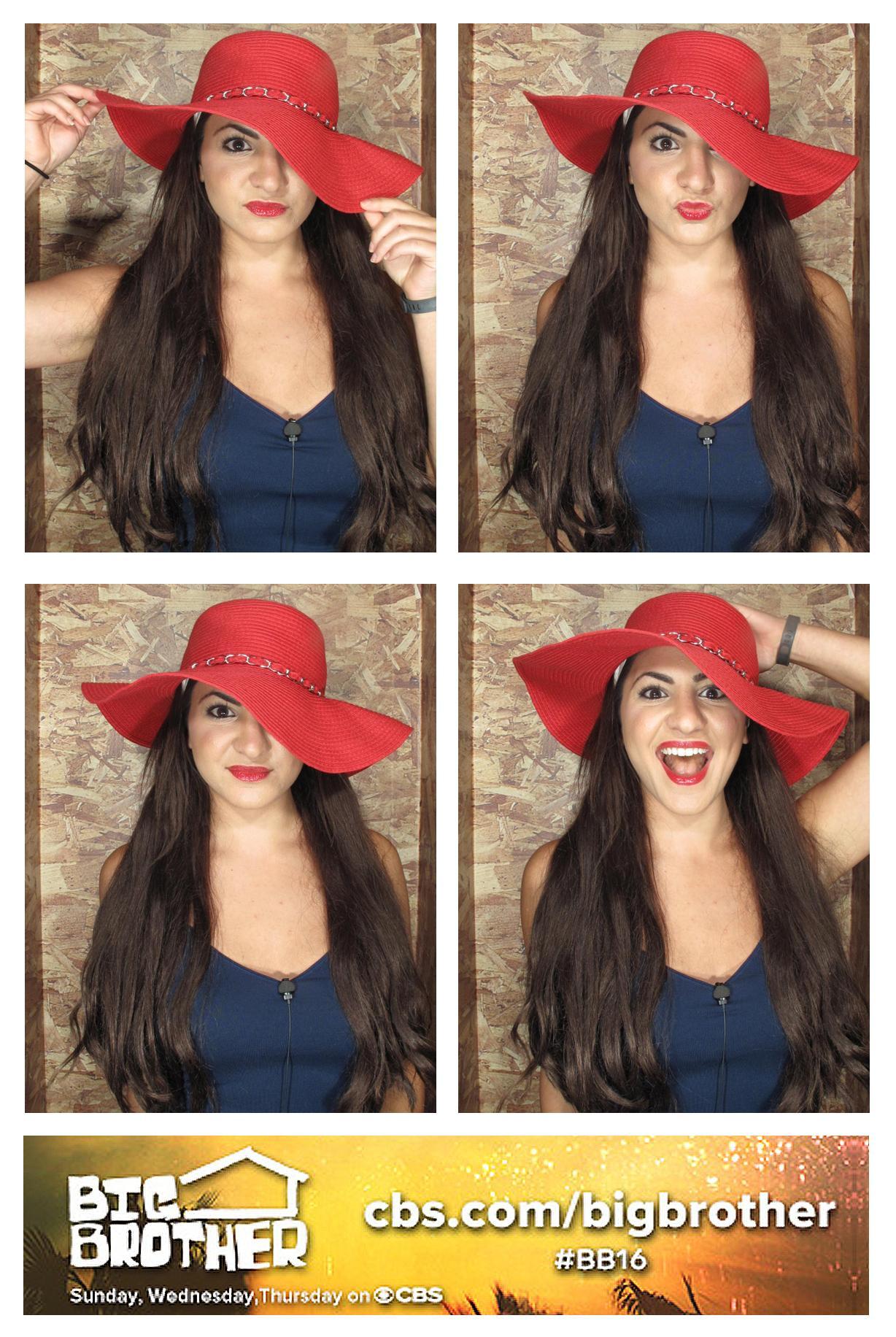 Victoria's red hat