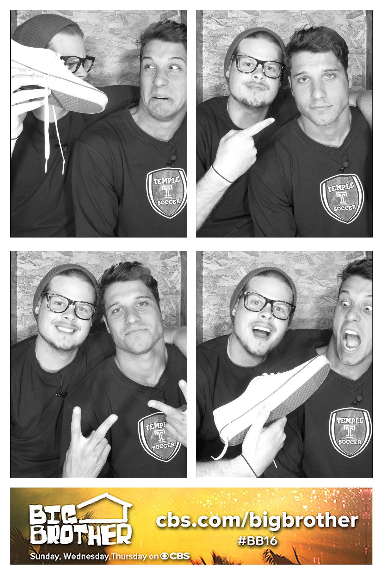 Derrick and Cody