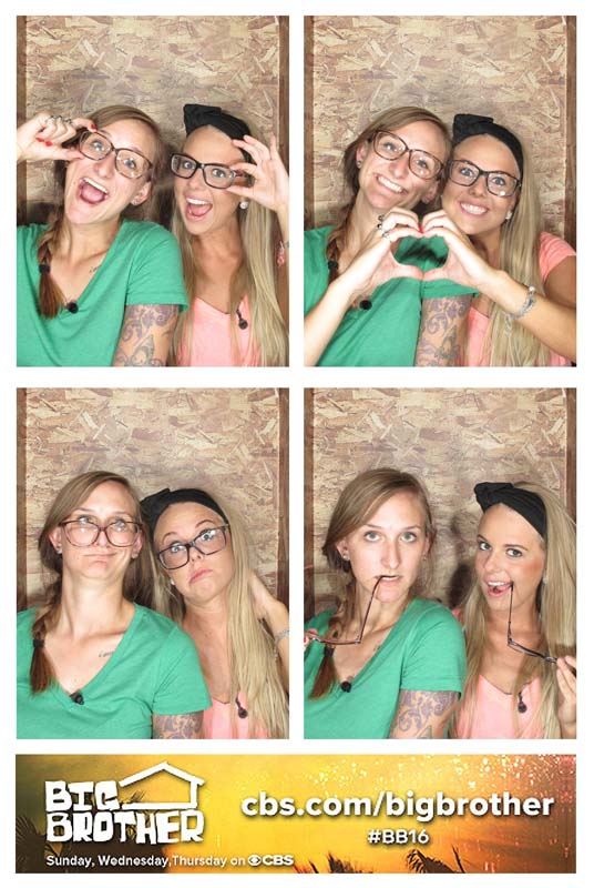 Christine and Nicole