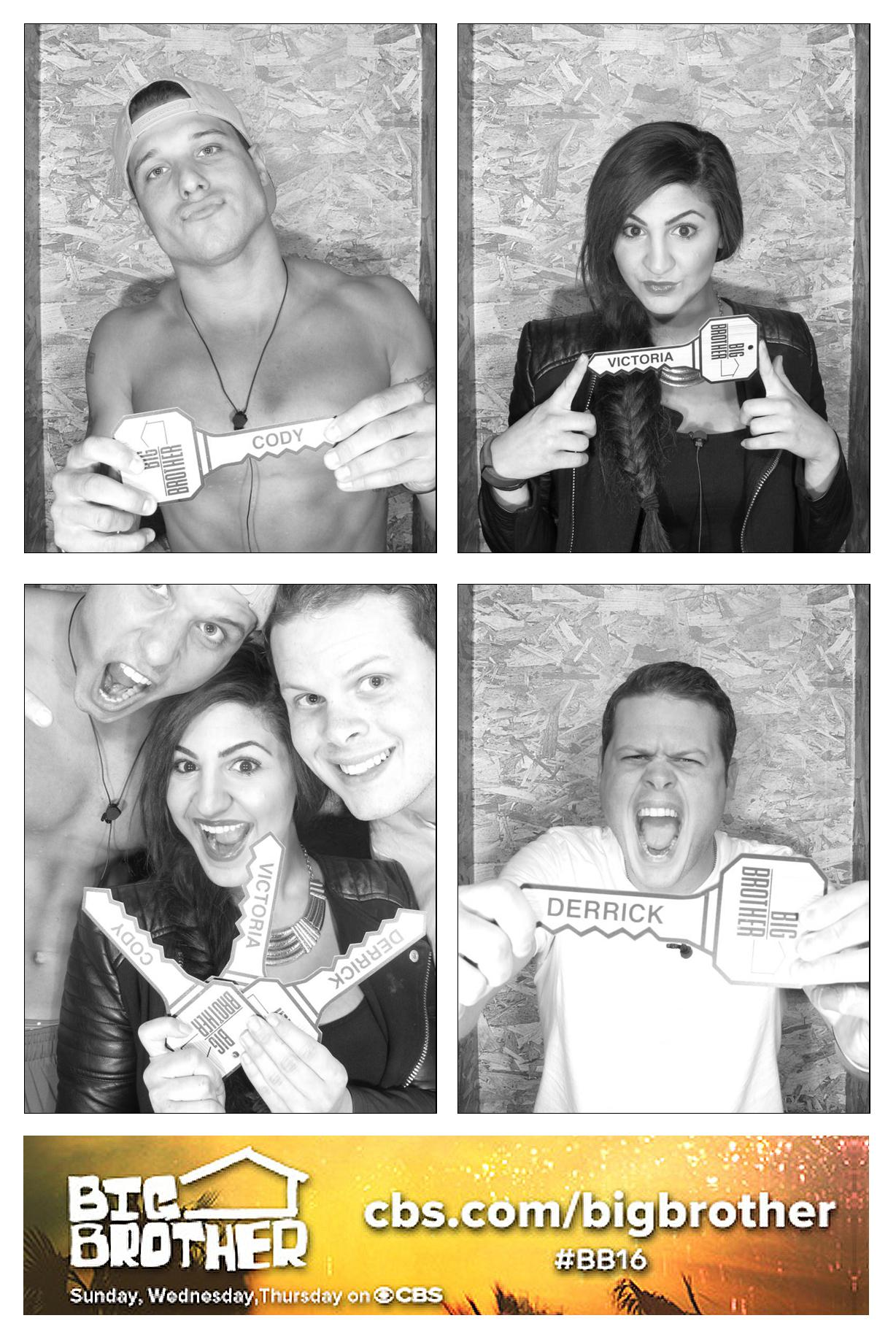 Cody, Victoria and Derrick