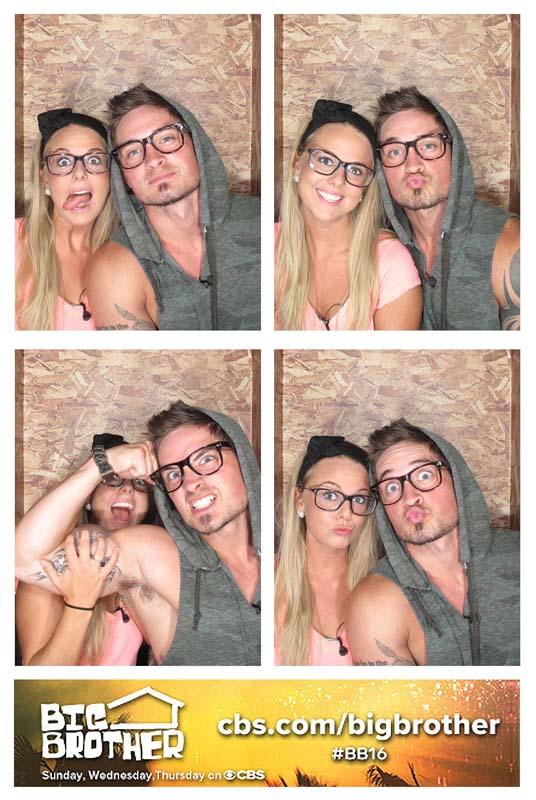 Nicole and Caleb