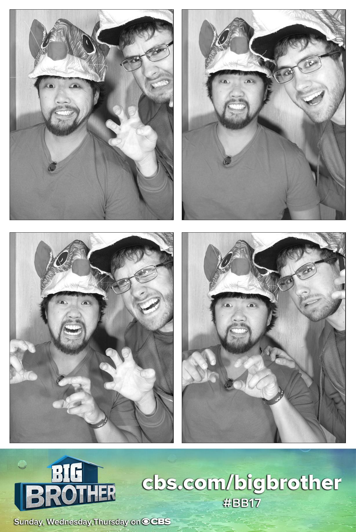 Steve and James get down with their fierce selves
