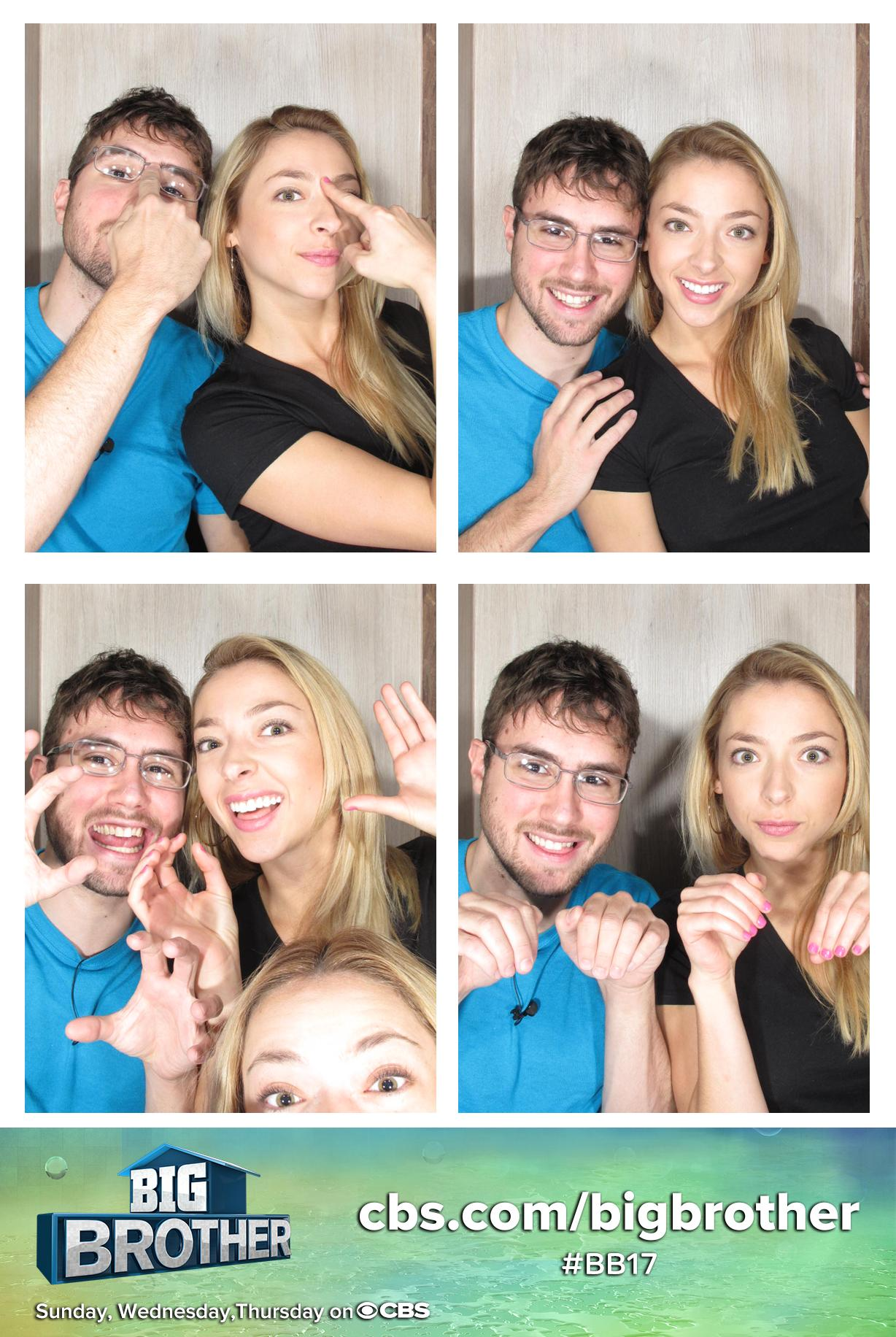 Photo booths are for photo-bombing