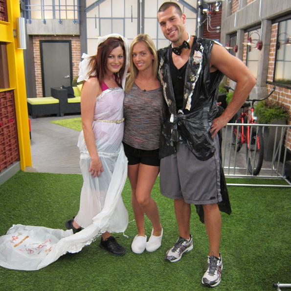 Rachel, Porsche and Brendon