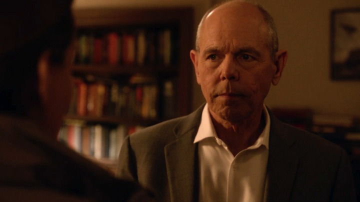 Fornell's reference to Gibbs shooting his rear calls back to the Season 11 episode,