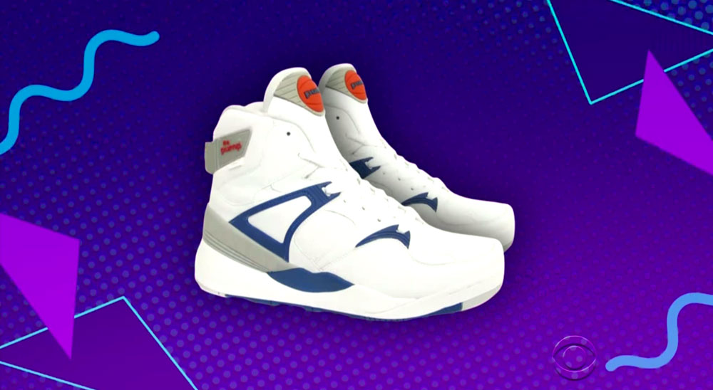 Bring It Back: Reebok Pumps