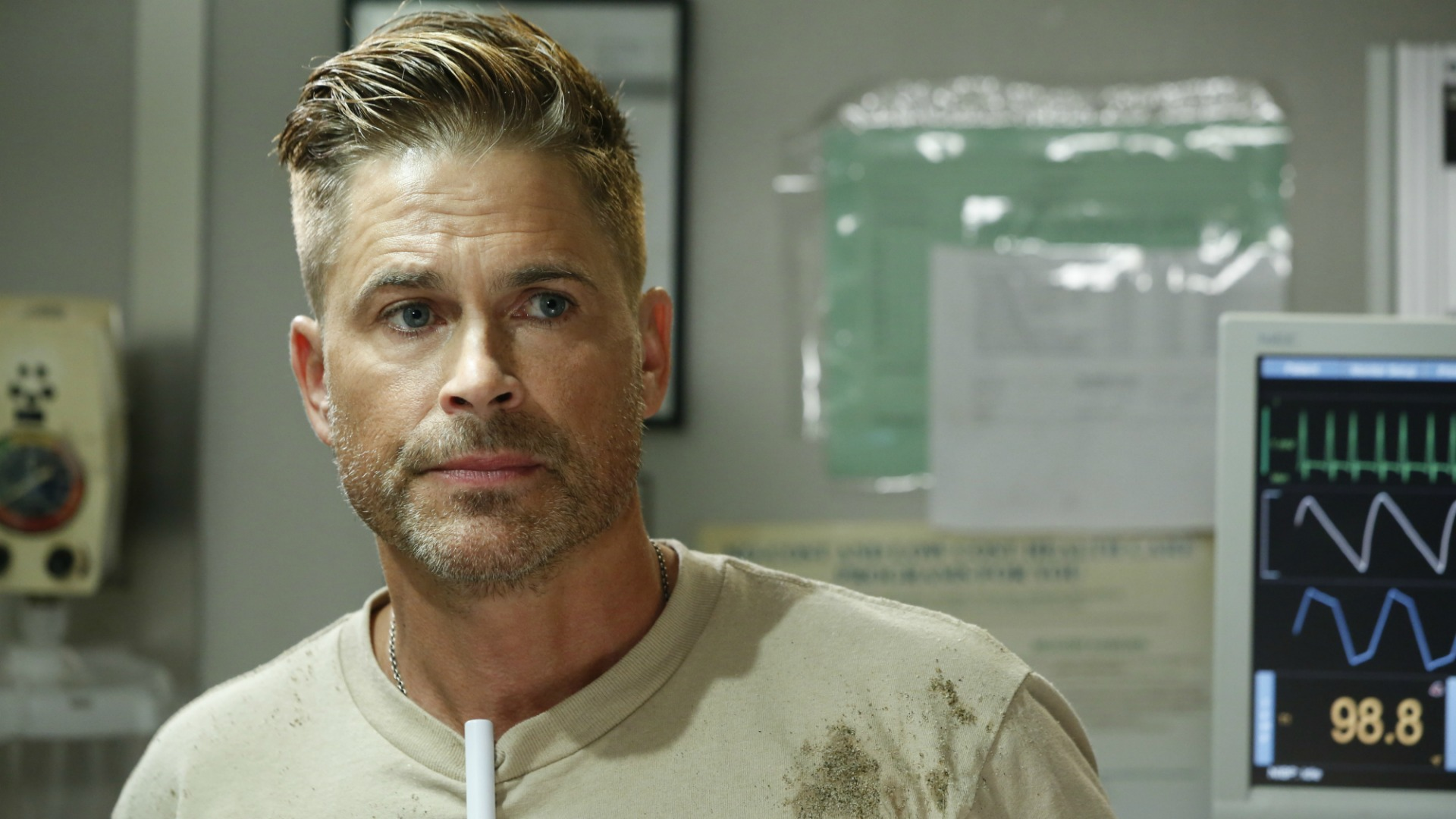Rob Lowe as Colonel Ethan Willis
