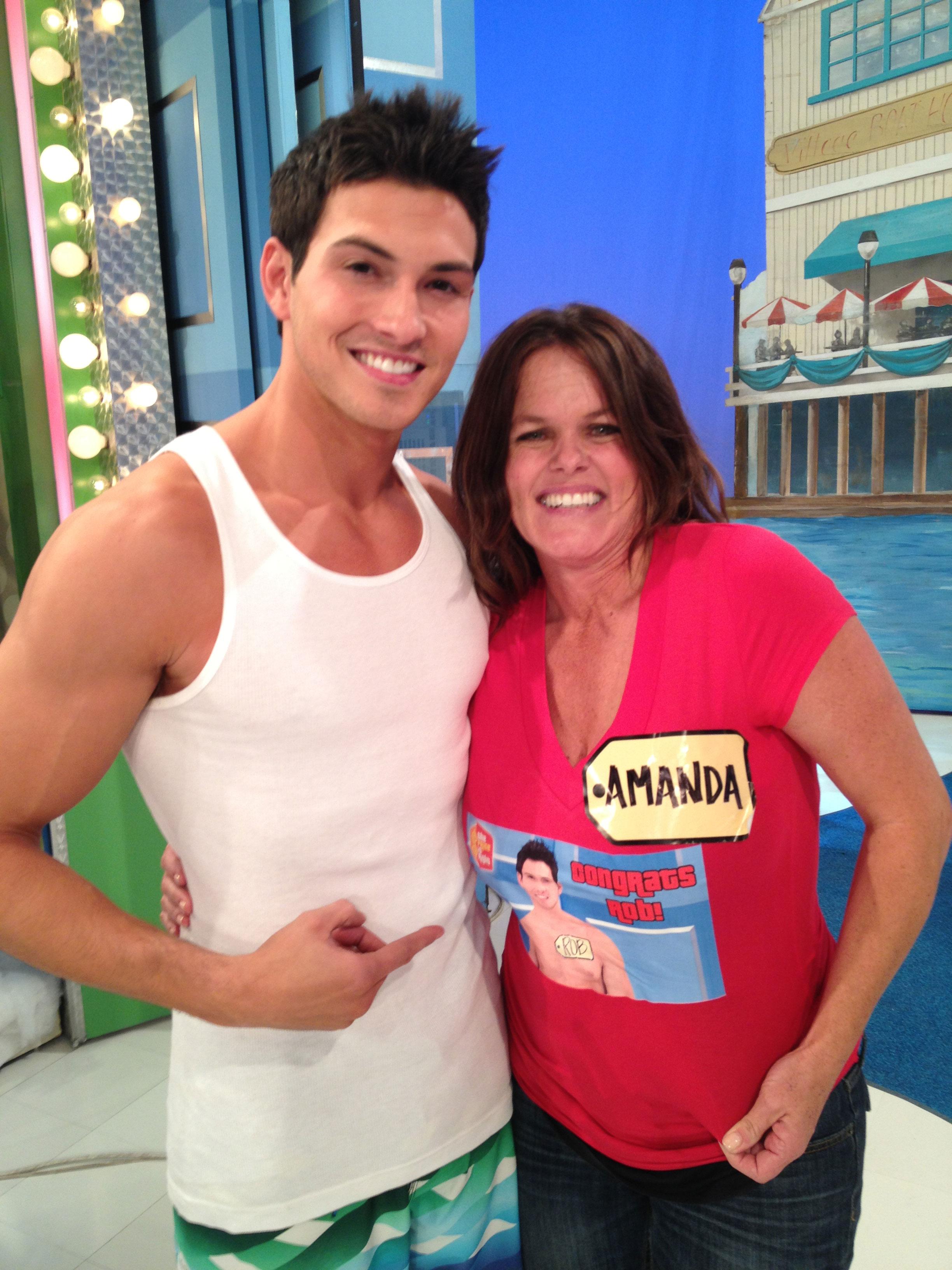 Rob & Amanda