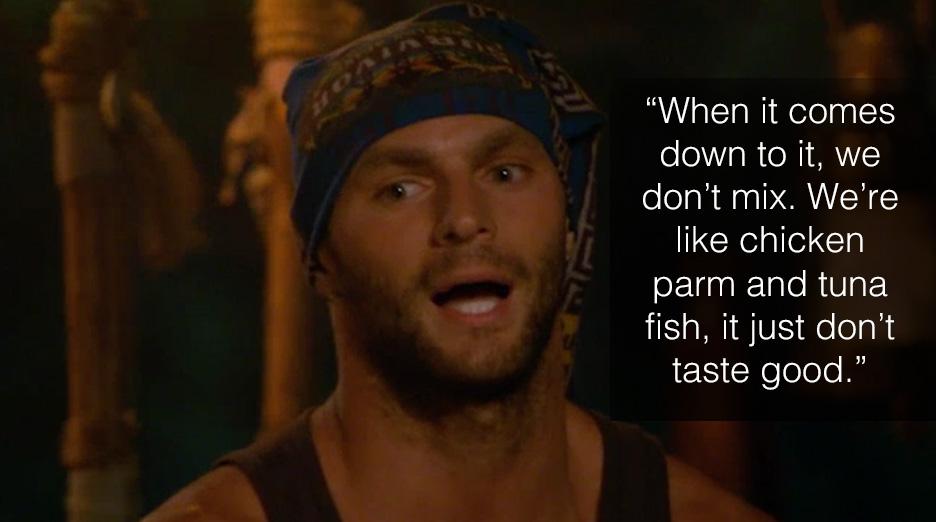 The 38 Most Outrageous Season 30 Quotes So Far - Survivor ...