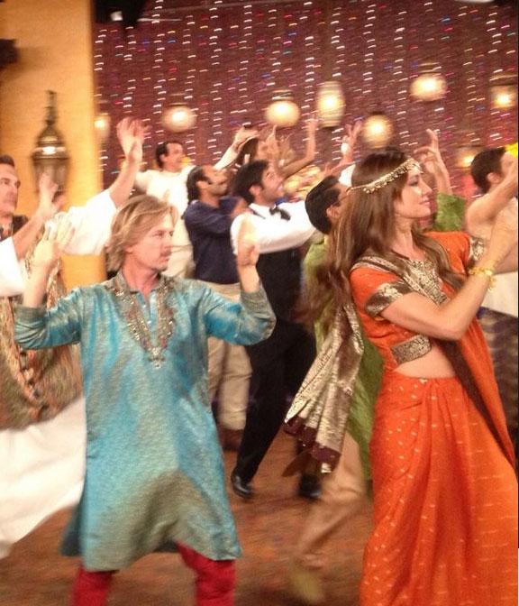 Hollywood goes Bollywood