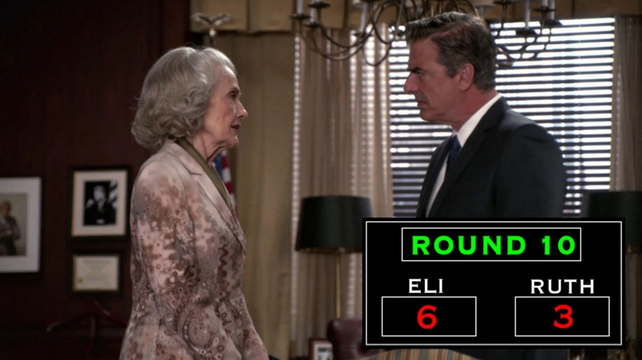 Round 10: Eli Pulls Peter's Family Into The Mix