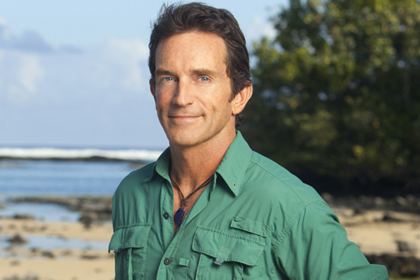 Host and Executive Producer, SURVIVOR: SOUTH PACIFIC