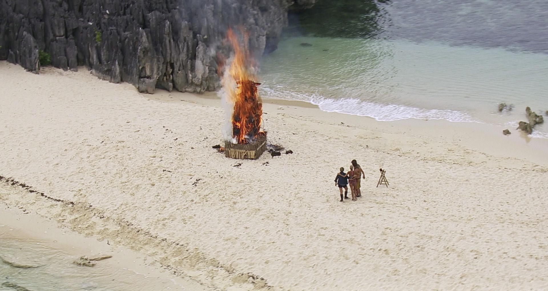 Rites of Passage walk in the Season 26 Finale