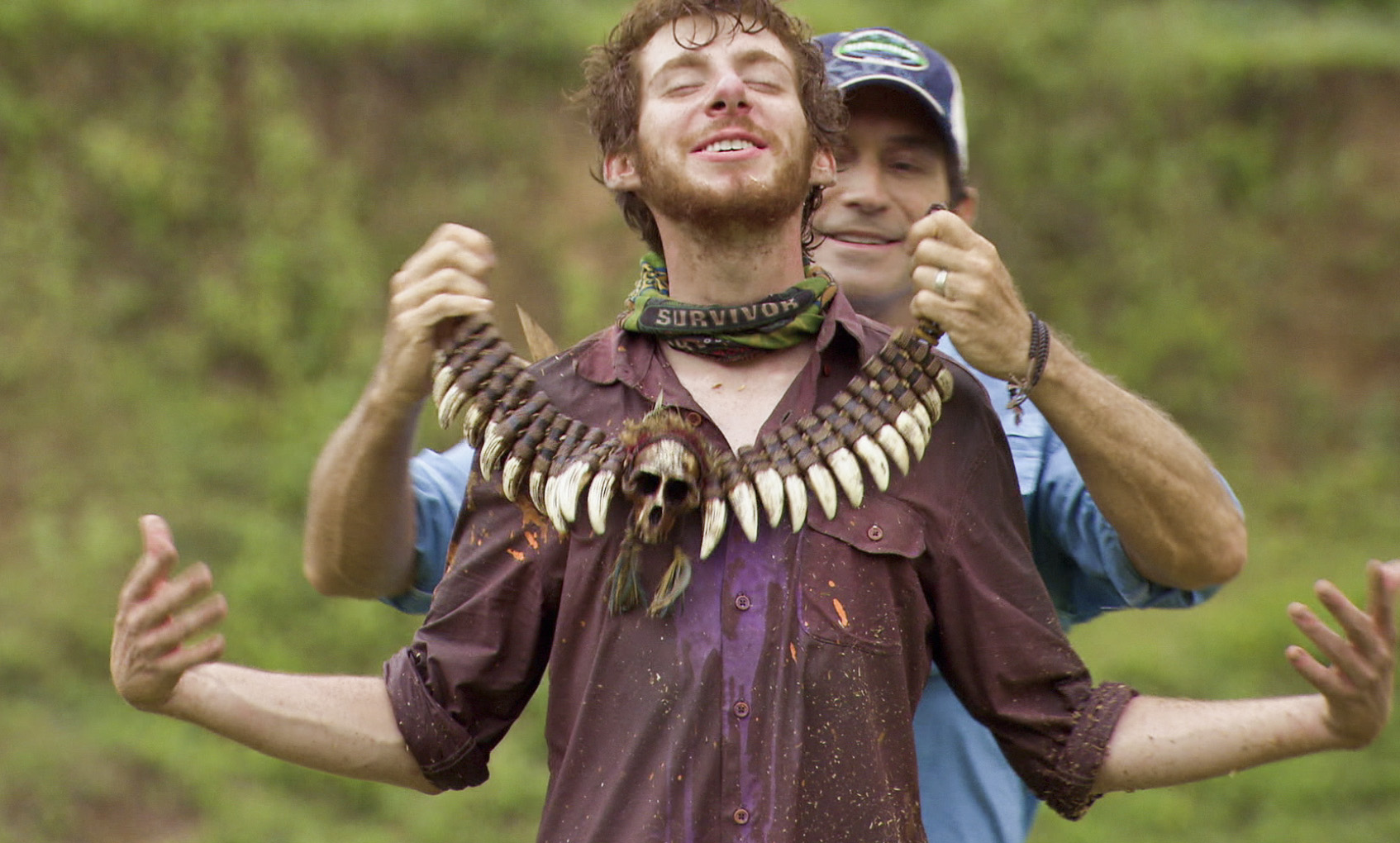 Cochran wins immunity in the Season 26 Finale