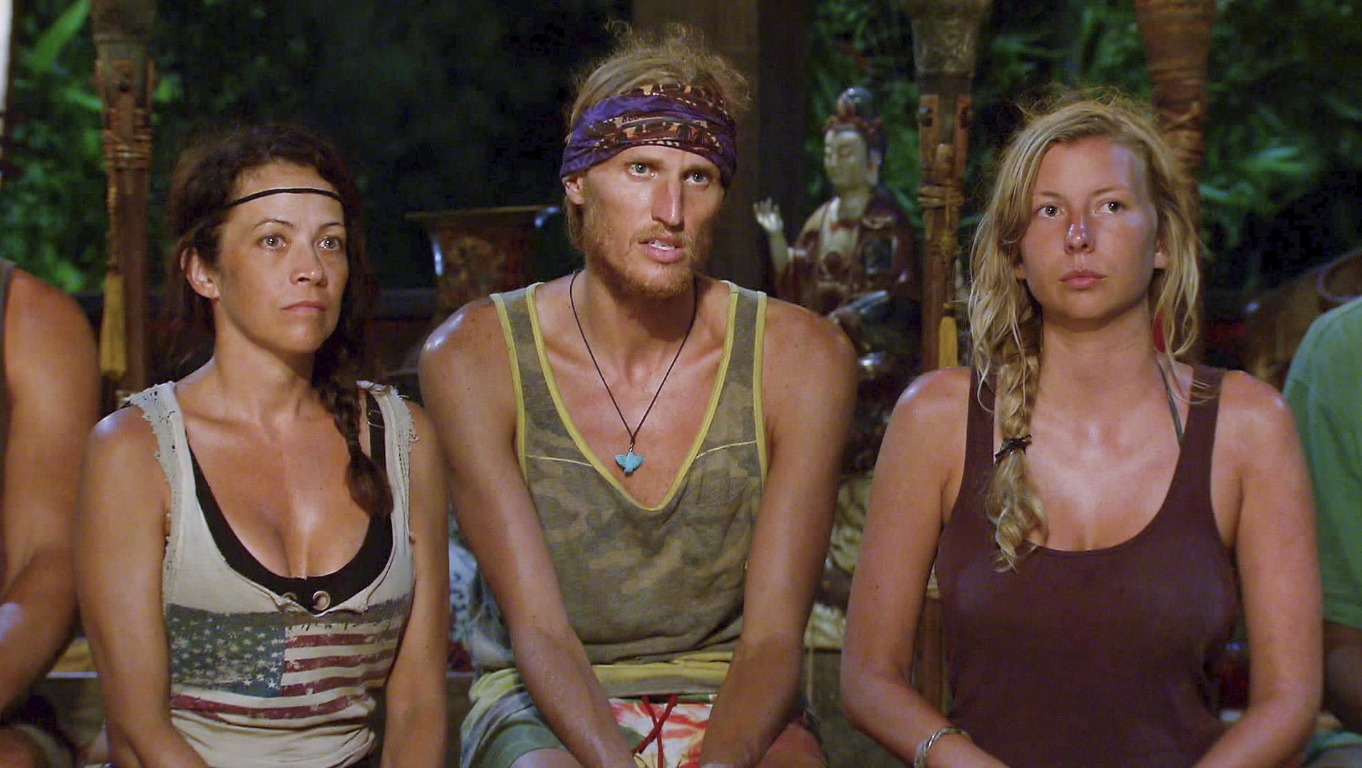 Laura, Tyson and Katie in Season 27 Episode 10