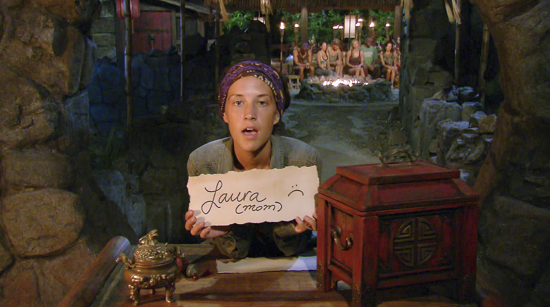 Ciera votes against her mom in Season 27 Episode 10